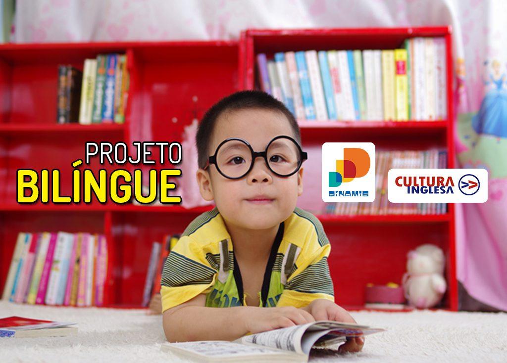 Projeto Bilíngue Dínamis & Cultura Inglesa