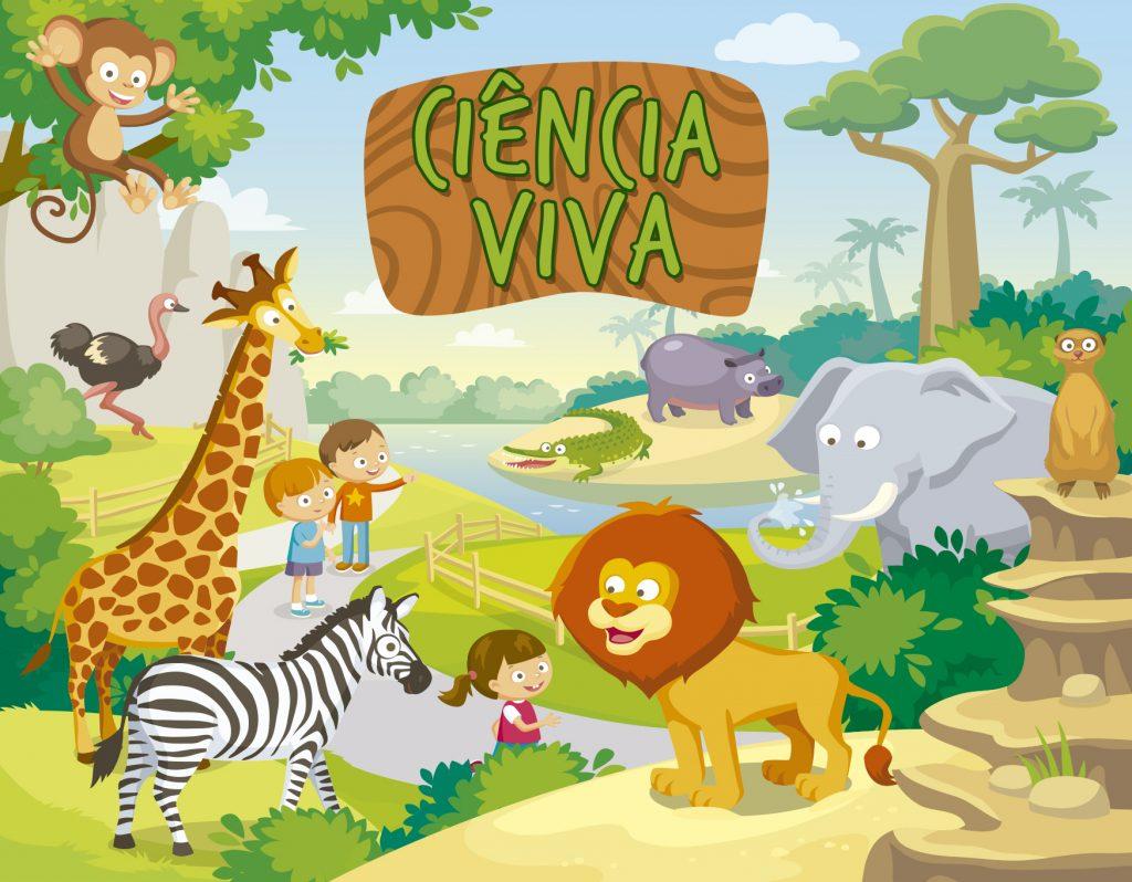 Projeto Ciência Viva: aprendendo sobre os animais!